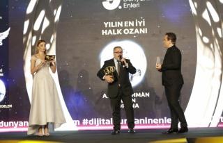Yılın en iyi halk ozanı: Abdurrahman Delen / Korona...