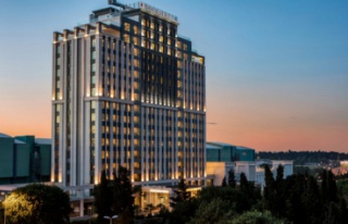 DoubleTree by Hilton İstanbul Topkapı Rose Spa Reklam...