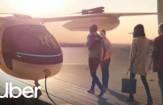2023'te Ticari Uçuşlar Başlıyor: Uber, Uçan Taksi...