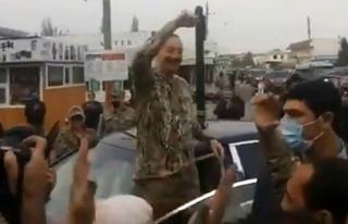27 yıl sonra bir ilk! Aliyev, işgalden kurtarılan...