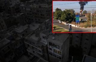 3 günlük elektriği kalan Lübnan'da bir felaket...