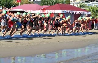 30. Alanya Uluslararası Triatlonu sona erdi