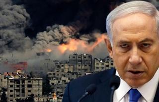 41'i çocuk 145 kişiyi katleden Netanyahu kana doymuyor:...