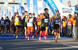 42. İstanbul Maratonu'na Kenyalı Atletler Damga...
