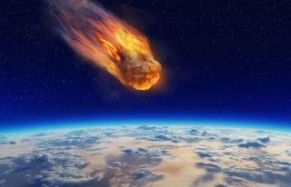 430.000 yıllık meteor bulundu