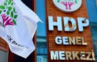 500 Partili Hakkında Siyasi Yasak İstemi: HDP'nin...
