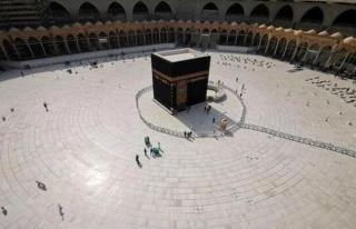 7 Aydır İbadete Kapalıydı: Suudi Arabistan Umre...