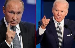 ABD Başkanı Biden'ın 'seçimlere müdahale' suçlamasına...