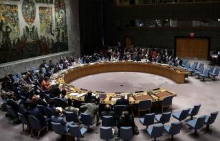 ABD, BM Güvenlik Konseyi'nin Kudüs Açıklamasını...