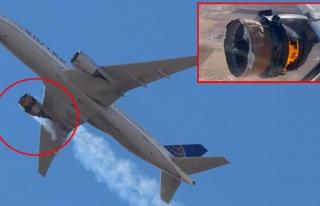 ABD'de büyük panik! 231 yolcu taşıyan uçağın...