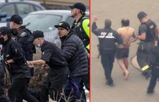 ABD'de süpermarkete silahlı saldırı: 1'i polis...