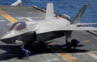 ABD'den Türkiye karşıtı yeni F-35 kararı! Üretimdeki...