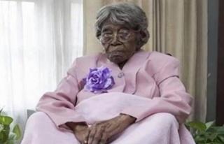 ABD'nin En Yaşlı İnsanı Hester Ford, 116 Yaşında...