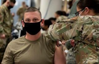 ABD Ordusunda aşı olmayanlar görevden alınabilecek