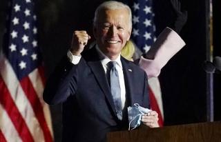 ABD Seçimleri: 46. Başkan Seçilen Joe Biden Zafer...