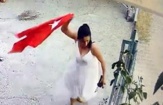 Adana'da Türk Bayrağını Çöpe Atan Kadın Tutuklandı:...