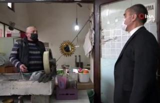 Adana'da Zabıta 'Gökten Düşen' Yumurtaların Peşinde