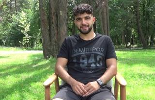 Adana Demirsporlu Sinan: 'Uzun süre bekledik, bu...