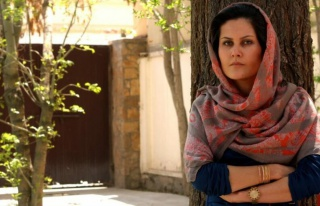 Afgan yönetmen Sahra Karimi Kabil'deki son durumu...