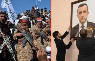 Afganistan'da direnişin merkezi Pençşir'i ele geçiren...