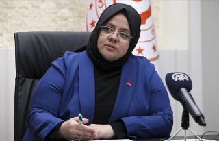 Aile Bakanı Zehra Zümrüt Selçuk Koronavirüse...