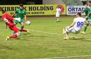 Akhisarspor: 1-0