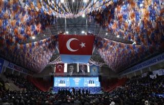 AKP 7. Olağan Büyük Kongresi'nin Sloganı Belirlendi:...
