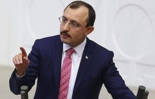 AKP Grup Başkanvekili Muş'tan Albayrak Açıklaması:...