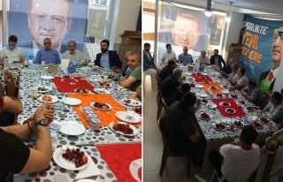 AKP İlçe Teşkilatından Tepki Çeken Paylaşım:...