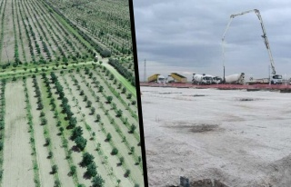 AKP'li Belediyeye Devredilirken İmarı Değiştirilen...