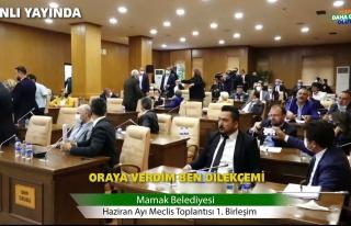 AKP'li Mamak Belediye Başkanı, AKP'li Meclis Üyesi...