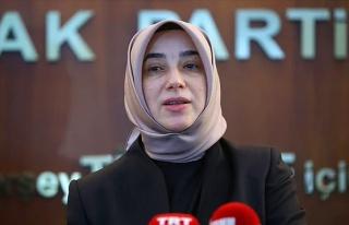 AKP'li Özlem Zengin Bu Sefer de Hapishanedeki Anneleri...