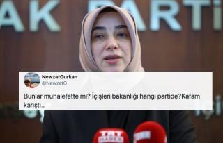 AKP'li Özlem Zengin: 'Polislerin Madencileri Tartaklamasını...