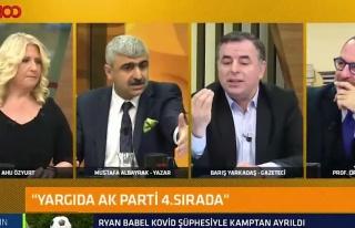 AKP'li Yazar Mustafa Albayrak, Erdoğan'a Köle Olunmasını...