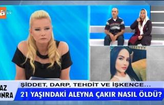 Aleyna Çakır'ın Ölmeden 1 Gün Önce Ümitcan...