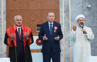 Ali Erbaş'tan 'Adli Yıl' Eleştirilerine Yanıt:...
