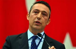 Ali Koç, Avrupa Kulüpler Birliği Yönetim Kurulu...