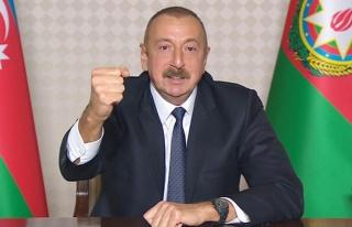 Aliyev'den Ermenistan'a Dağlık Karabağ uyarısı:...