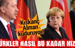 Alman Büyükelçi O Soruyu Yanıtladı: Almanya Bizi...