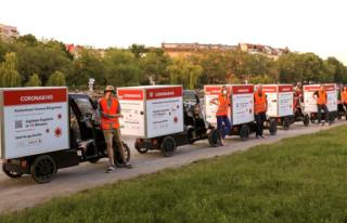 Almanya'da kullanılan hızlı COVID testleri yeni...