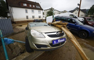 Almanya'daki Sel Felaketinde Can Kaybı 103'e...