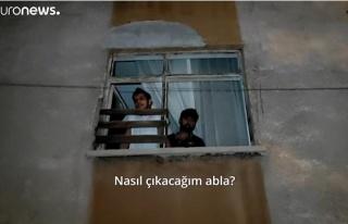 Altındağ'da Suriyelilere Ait Ev ve İş Yerlerine...