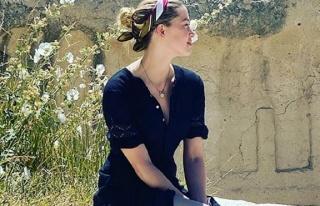 Amber Heard'le geze geze Türkiye! Son durağı...