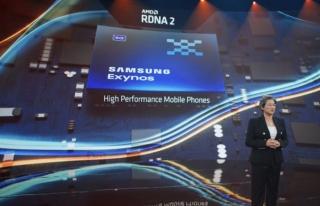 AMD Exynos GPU sızdı