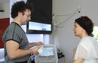 Ameliyatsız yüz germede dikkat çeken uygulama