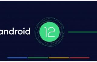 Android 12 böyle görünecek