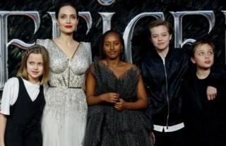 Angelina Jolie'den velayet davasıyla ilgili samimi...