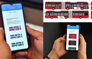 Ankara'da Yeni Otobüslerin Renk ve Tasarımları...