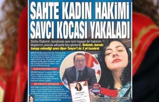 Antalya'da Film Gibi Olay: 'Çeşme Hâkimiyim' Dedi,...