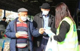 Antalya'da vaka sayısındaki artış devam ediyor
